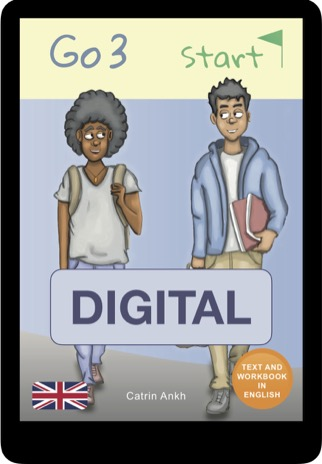 Go 3 Start Digital 12 mån elevlicens