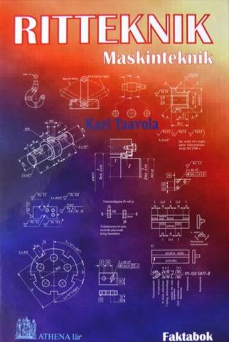 Ritteknik Maskinteknik Faktabok uppl 2 2016