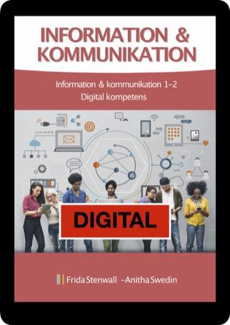Information och kommunikation, digital 12 mån elevlicens