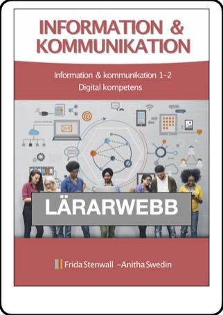 Information och kommunikation, lärarwebb