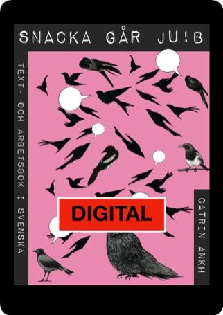 Snacka går ju B - Digital