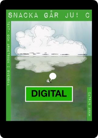 Snacka går ju C - Digital