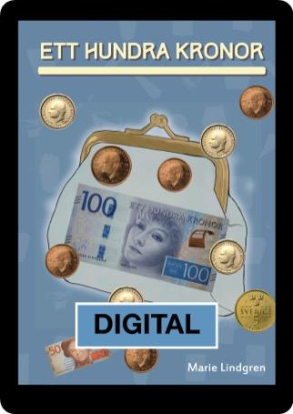 Ett-hundra kronor Digital 12 mån elevlicens