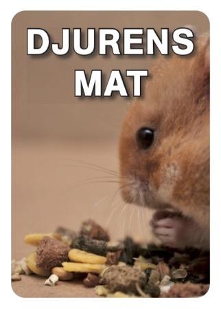 Djurens mat, kortlek