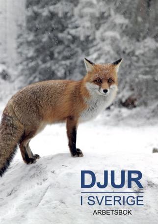 Djur i Sverige arbetsbok