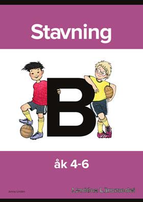 Stavning åk 4-6 B Elevbok