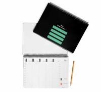 Stora Fundo-kalendern (A4) - 2020/2021