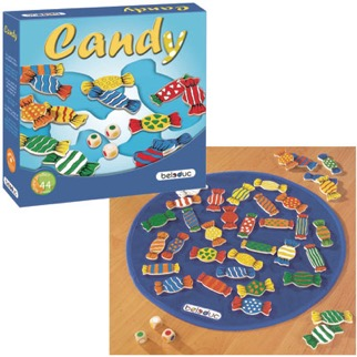 Candy spel