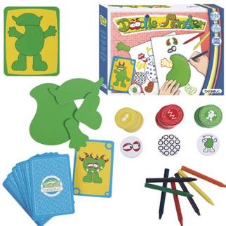 Doodle Monster spel