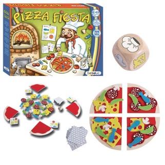 Pizza Fiesta spel