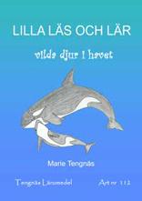 Lilla läs och lär - vilda djur i havet kopieringsunderlag
