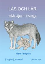 Läs och lär - vilda djur i Sverige kopieringsunderlag