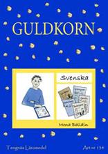Guldkorn - svenska kopieringsunderlag