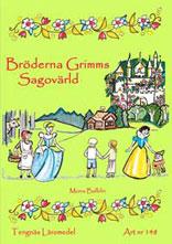 Bröderna Grimms Sagovärld Idépärm kopieringsunderlag