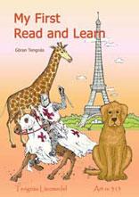 My first read and learn kopieringsunderlag