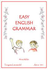 Easy English grammar 1 kopieringsunderlag