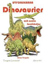 Dinosaurier och andra forntidsdjur kopieringsunderlag