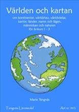 Världen och kartan Kopieringsunderlag