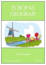 Europas geografi Kopieringsunderlag