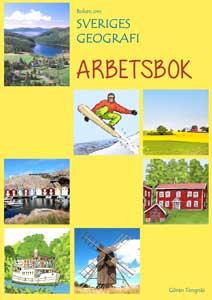 Boken om Sveriges Geografi - ARBETSBOK