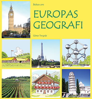 Boken om Europas Geografi - GRUNDBOK