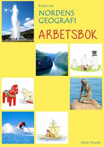 Boken om Nordens Geografi - ARBETSBOK