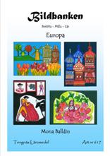 Bildbanken Europa Idépärm kopieringsunderlag