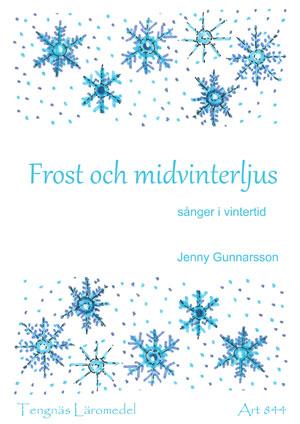 Frost och midvinterljus - sånger i vintertid Idépärm / kopieringsunderlag med CD