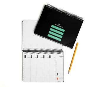Lilla Fundo-kalendern (A5 liggande) - 2020/2021