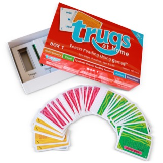 Trugs box 1 - Engelska