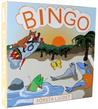 Första ljudet Bingo 1 och Första ljudet Bingo 2