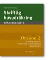 Skriftlig huvudräkning Division 2 Träningshäften 5-pack