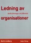 Ledning av ideella föreningar och folkrörelseorganisationer
