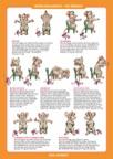 Rörelseplansch - Vid bänken