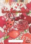 Block med blandat 4 - röd, 5-pack