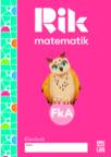 Rik matematik Fk A Elevbok