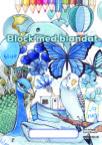 Block med blandat 7 - blå, 5-pack