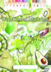 Block med blandat 8 - grön, 5-pack
