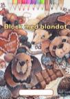 Block med blandat 9 - brun, 5-pack