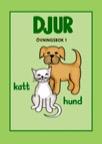 Djur övningsbok 1