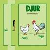 Djur övningsbok paket bok 1-3