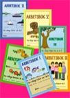 Arbetsbok paket bok 1-6