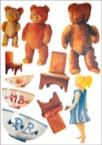 Guldlock och de tre björnarna flano