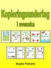 Kopieringsunderlag i svenska