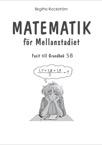 Matematik för mellanstadiet 5B Facit 5-pack Grundboken