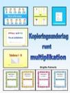 Kopieringsunderlag runt multiplikation