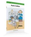 Lätt att läsa för vuxna (grön): Karin tvättar