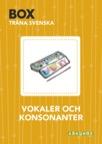 Box / Vokaler och konsonanter