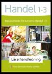 Handel 1-3 Lärarhandledning pdf skollicens 12 mån
