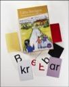 Lätta läsvägen - Bokstavskort och markörer